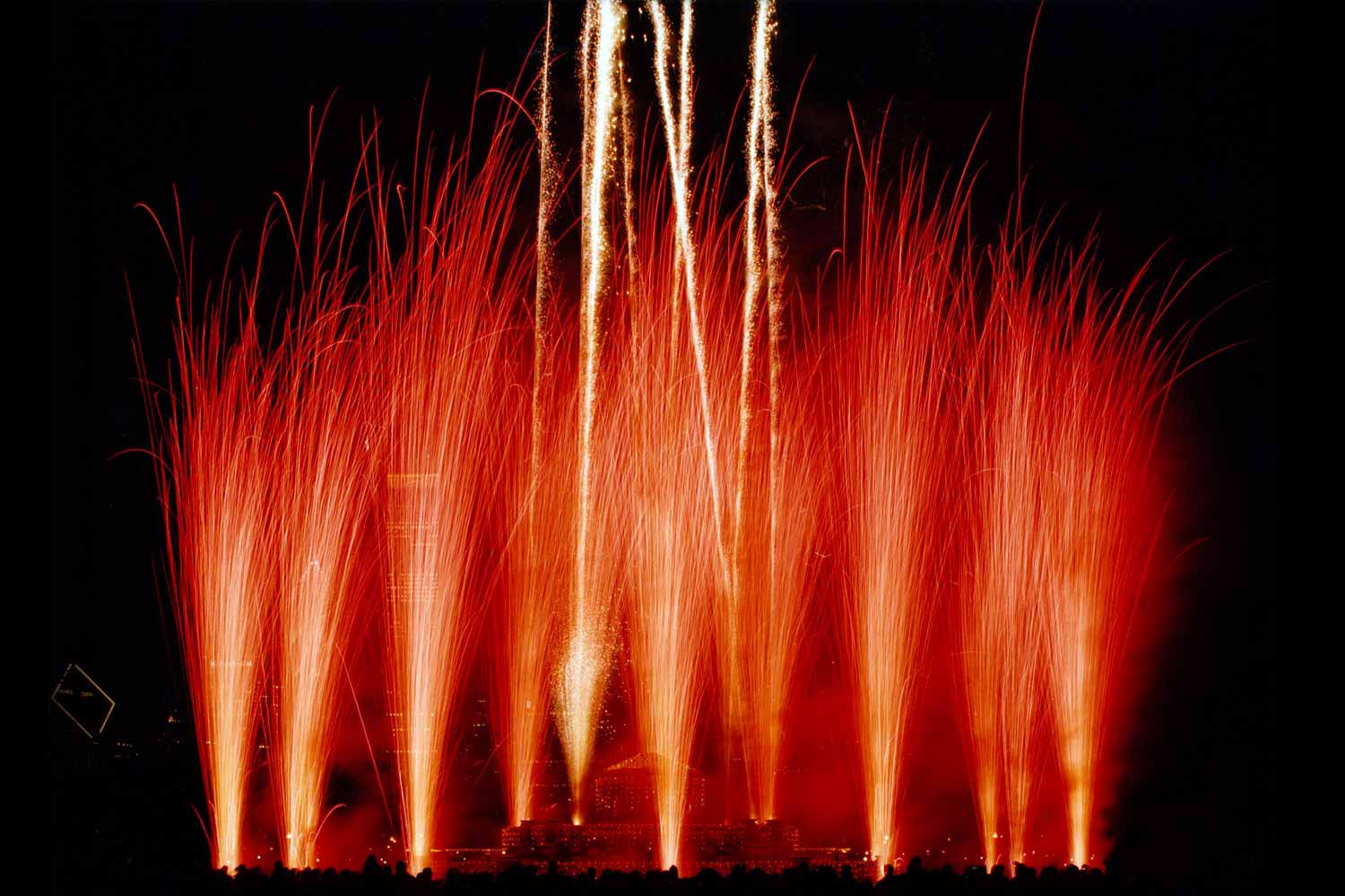 Chicago Fireworks Display Company | Melrose Pyrotechnics, Inc