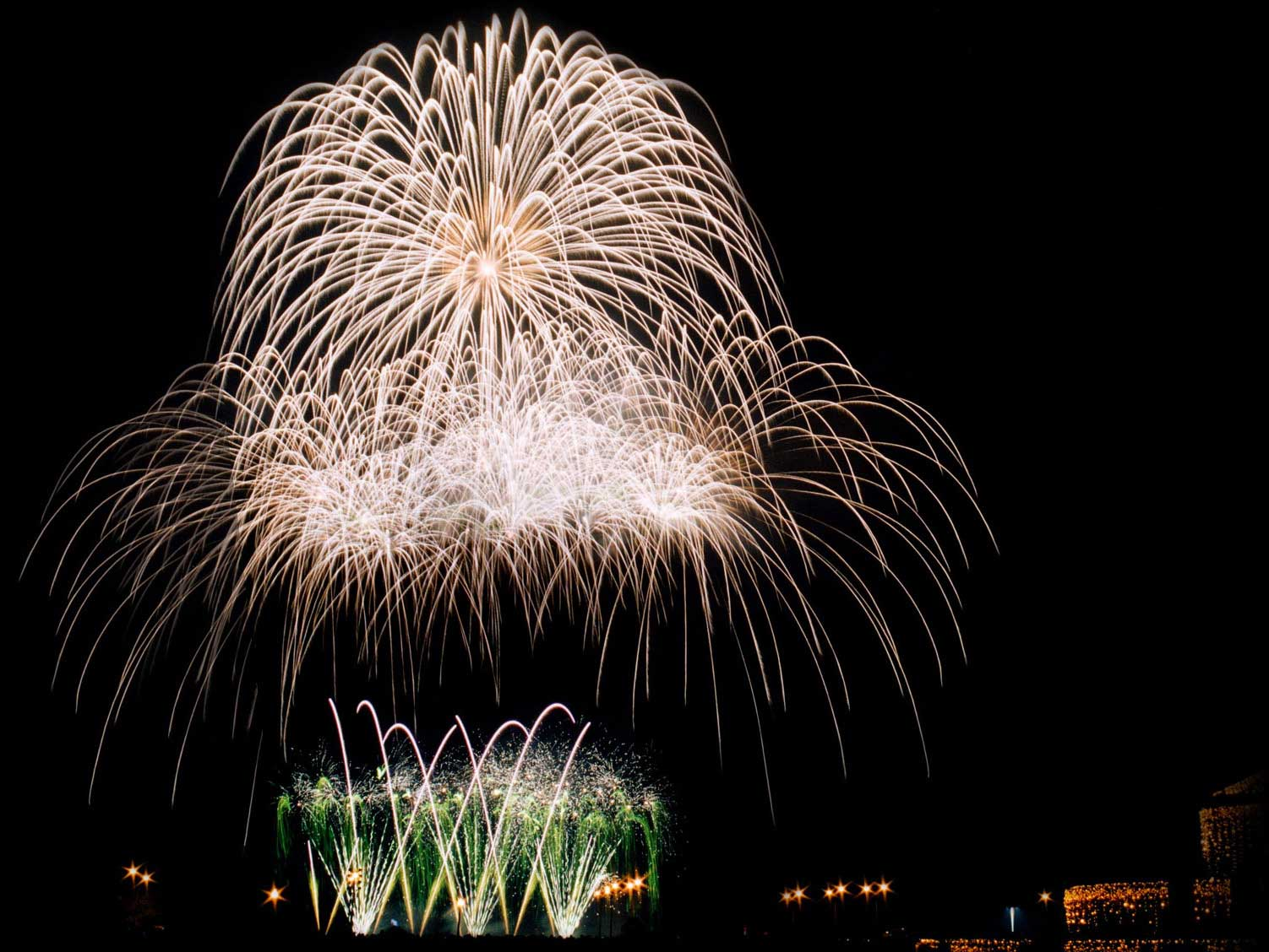 Chicago Fireworks Display Company
