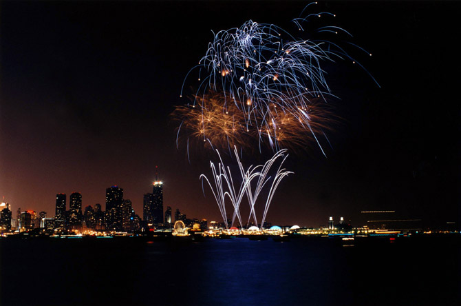 New Years Eve In Chicago
